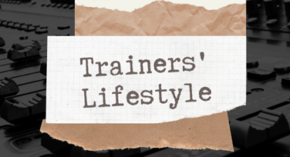 Trainers' Lifestyle - a podcast by Trainerforum